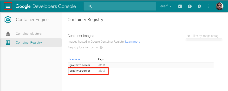 Building & Testing Docker Containers using Google Cloud