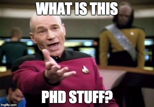 Whats the absolute minimum number of years it takes to get a PhD?